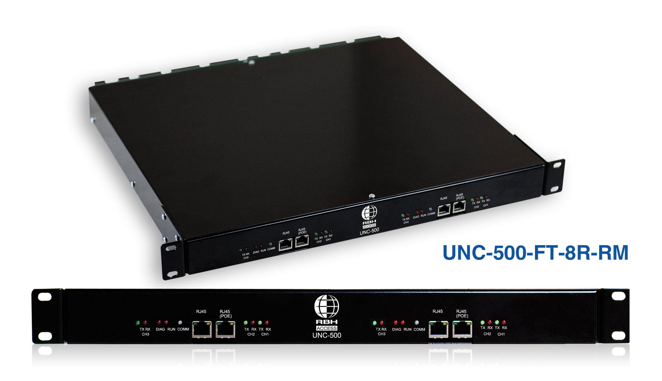 RBH-UNC-500-FT-8R